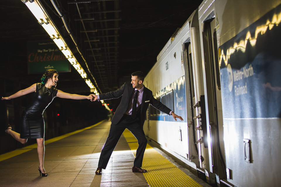 Grande Central Station, Amazing Light Studios, NYC, Manhattan, Photography, Engagement session