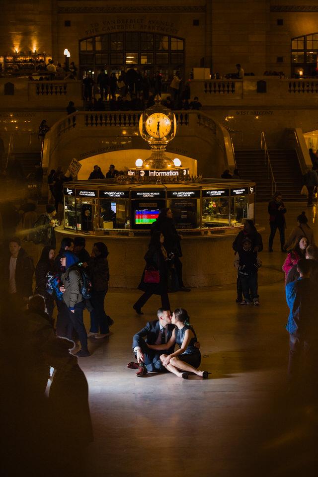 Grand Central Station, NYC, NY